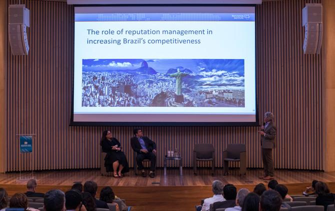 Reputação Brasil debateu novas narrativas para o país