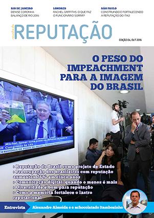 Revista da Reputação 04, OUT, 16