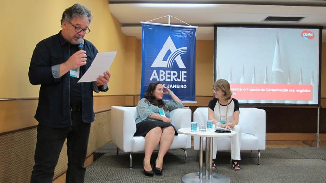 Makemake no 9º Congresso de Comunicação Empresarial Aberje Rio