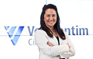 Malu Weber e os desafios de globalizar a marca Votorantim Cimentos