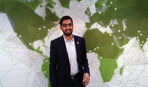 CEO do Google é o de melhor reputação no mundo