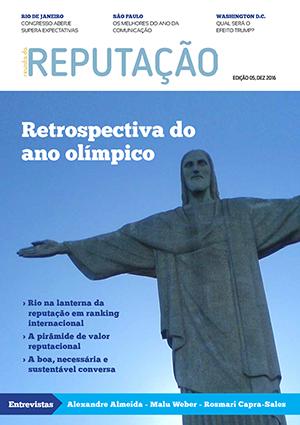 Revista da Reputação 05, DEZ 16