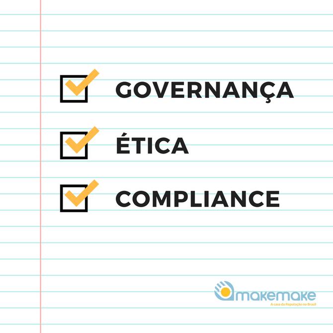 Makemake no Comitê Aberje de Governança, Ética e Compliance