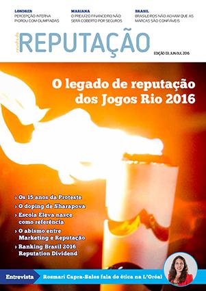 Revista da Reputação 3, JUL 16