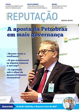 Revista da Reputação 02, ABR 16
