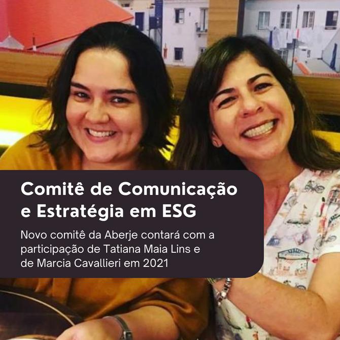 Makemake em Comitê de Comunicação e Estratégia em ESG