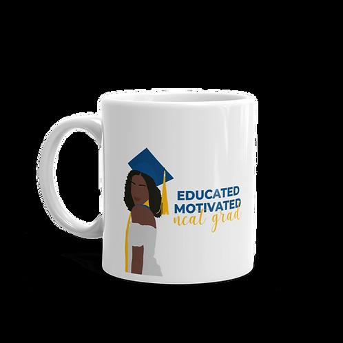 Educated Motivated HBCU Grad Mug