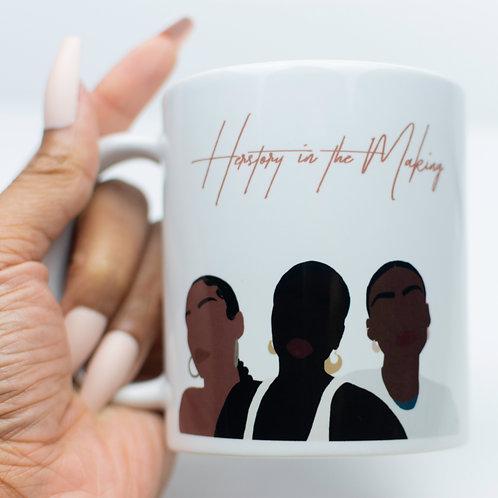 HERstory in the Making Mug
