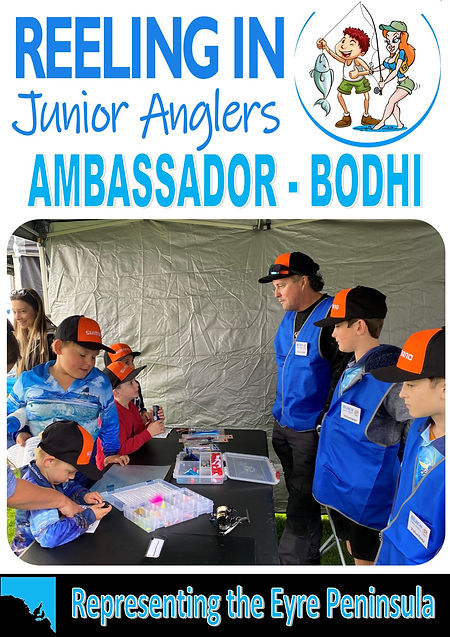 Ambassador Posts - Bodhi Fishing Clinic