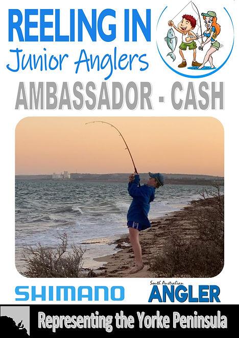 Ambassador Posts - Cash 12th June 2 2021
