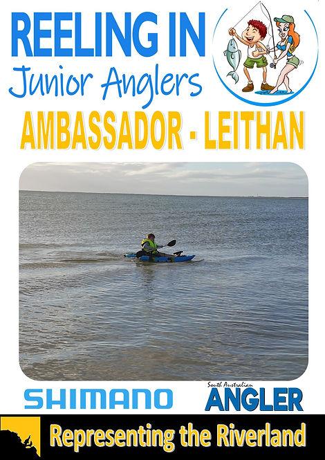 Ambassador Posts - Leithan 2st May 2021.