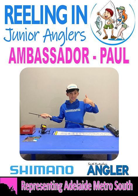 Ambassador Posts - Paul 5th June  2021 2