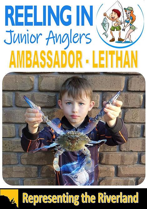 Ambassador Posts - Leithan 8th April 202
