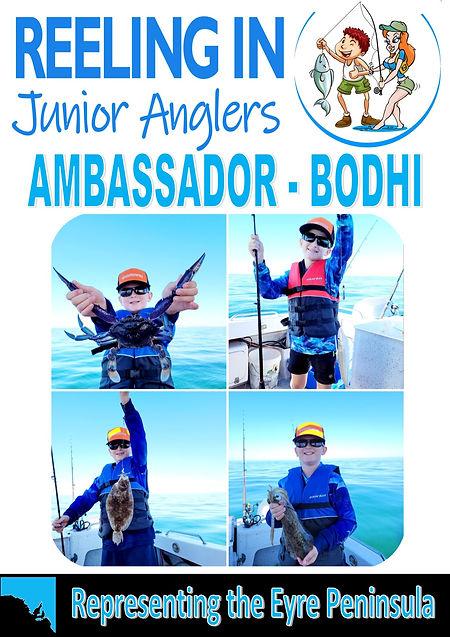 Ambassador Posts - Bodhi 26th April 2021
