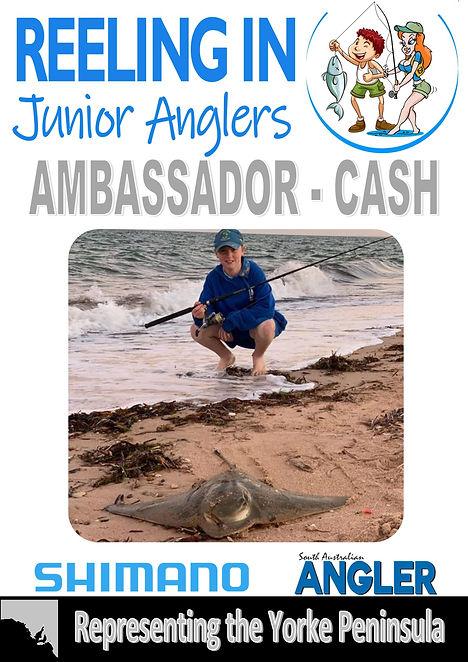 Ambassador Posts - Cash 12th June 1 2021