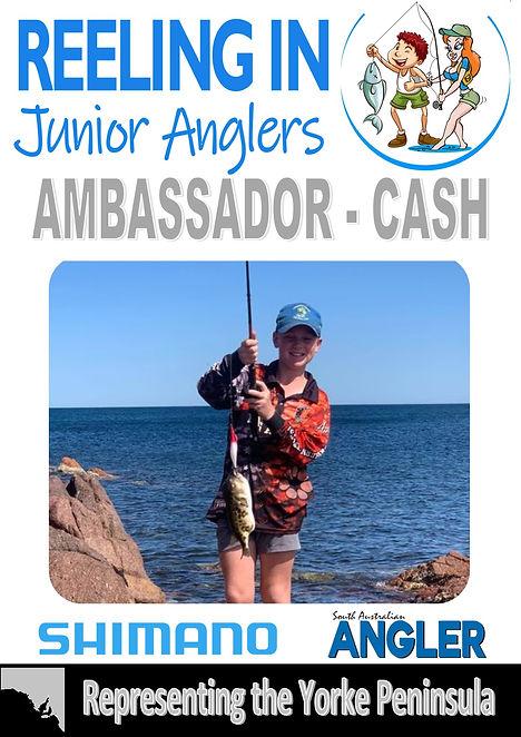 Ambassador Posts - Cash 12th June 3 2021