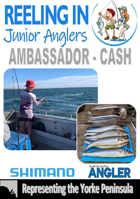 Ambassador Posts - Cash 12th June 4 2021