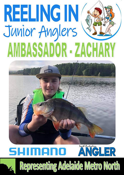 Ambassador Posts - Zachary 1st May 2021.