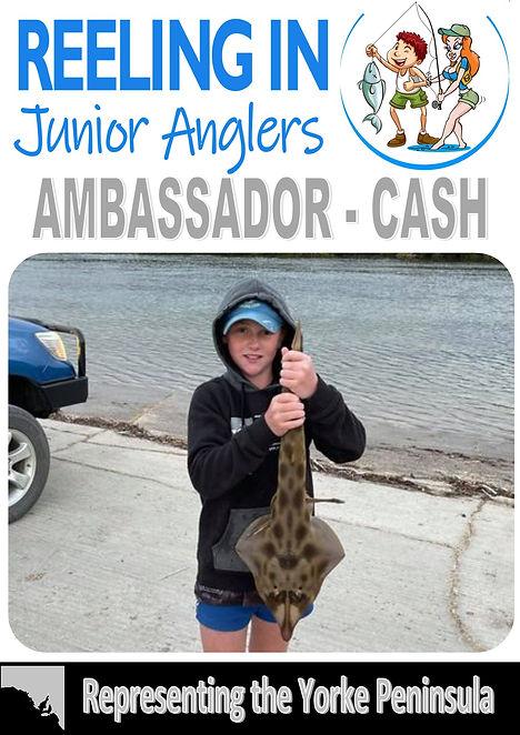 Ambassador Posts - Cash 13th April 2021.