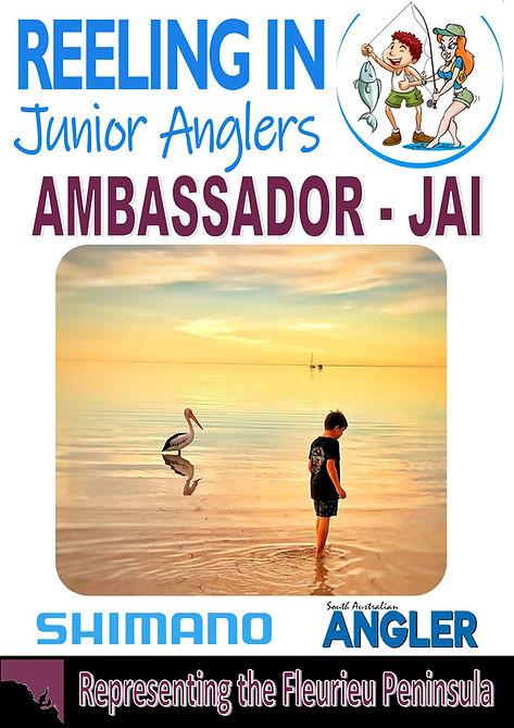 Ambassador Posts - Jai 12th June 3 2021.