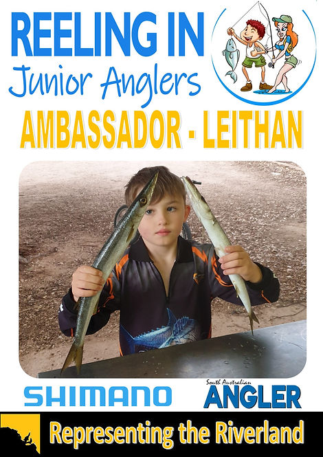 Ambassador Posts - Leithan 1st May 2021.