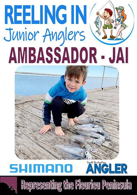 Ambassador Posts - Jai 12th June 5 2021.