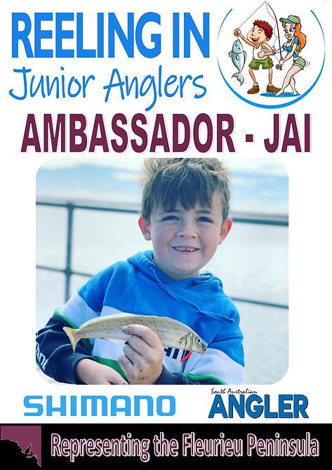 Ambassador Posts - Jai 12th June 6 2021.