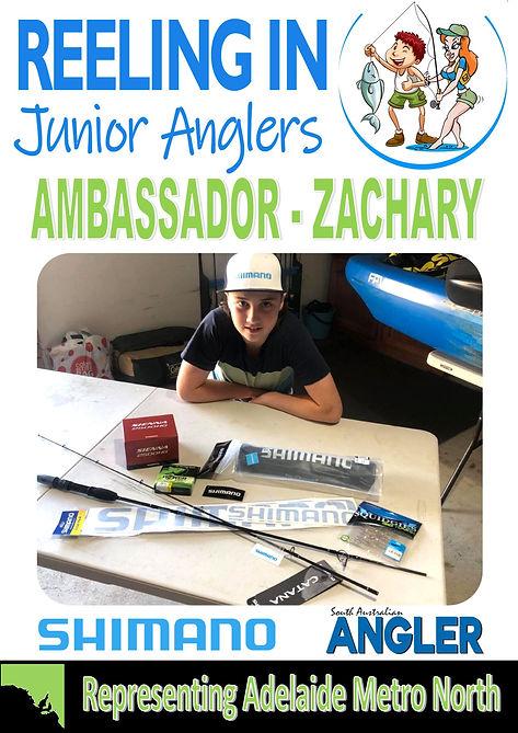 Ambassador Posts - Zachary 9st May 2021.