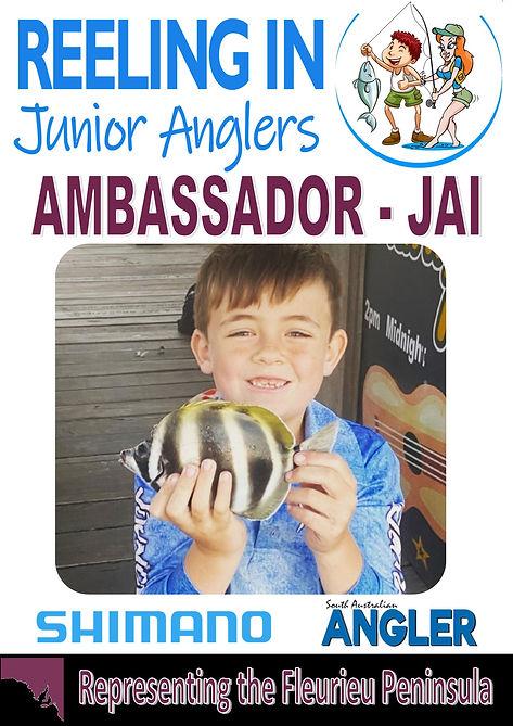 Ambassador Posts - Jai 12th June 1 2021.