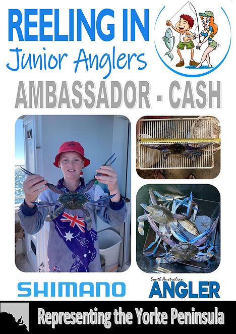 Ambassador Posts - Cash 12th June 5 2021