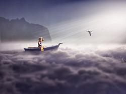 Navigate Through The Clouds
