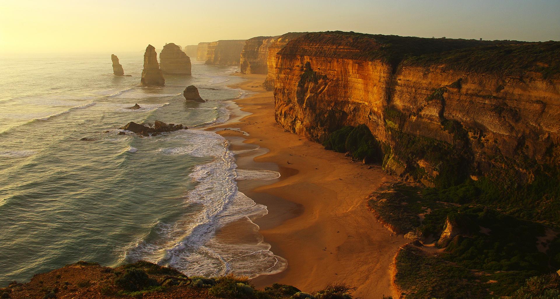 Sunset Twelve Apostles