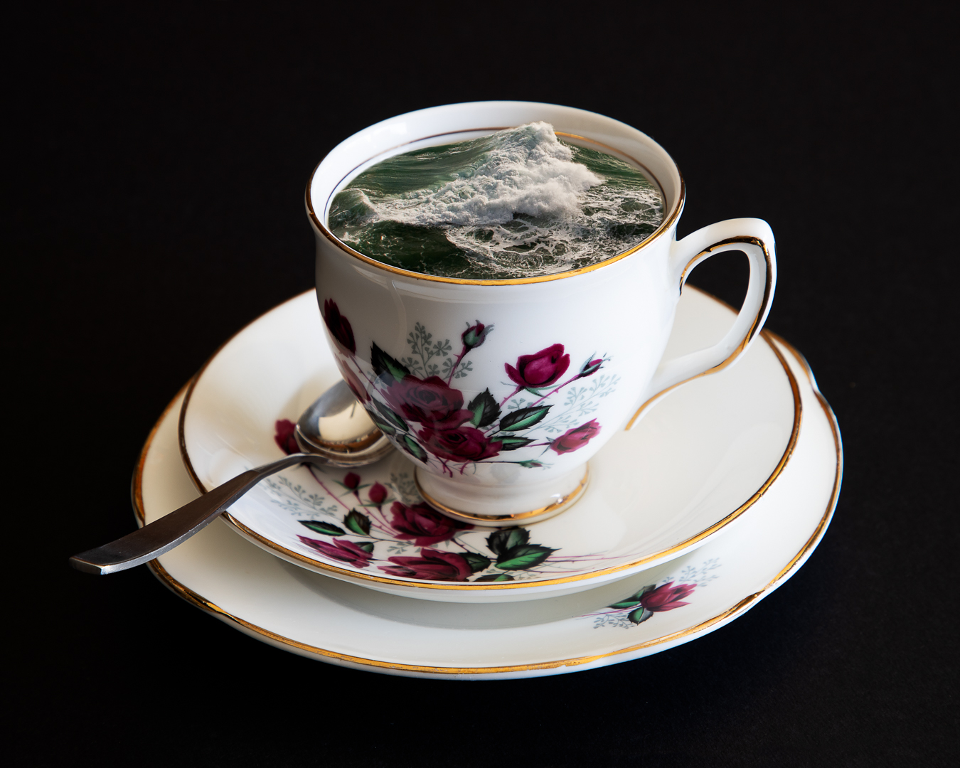 A Storm in a Tea Cup