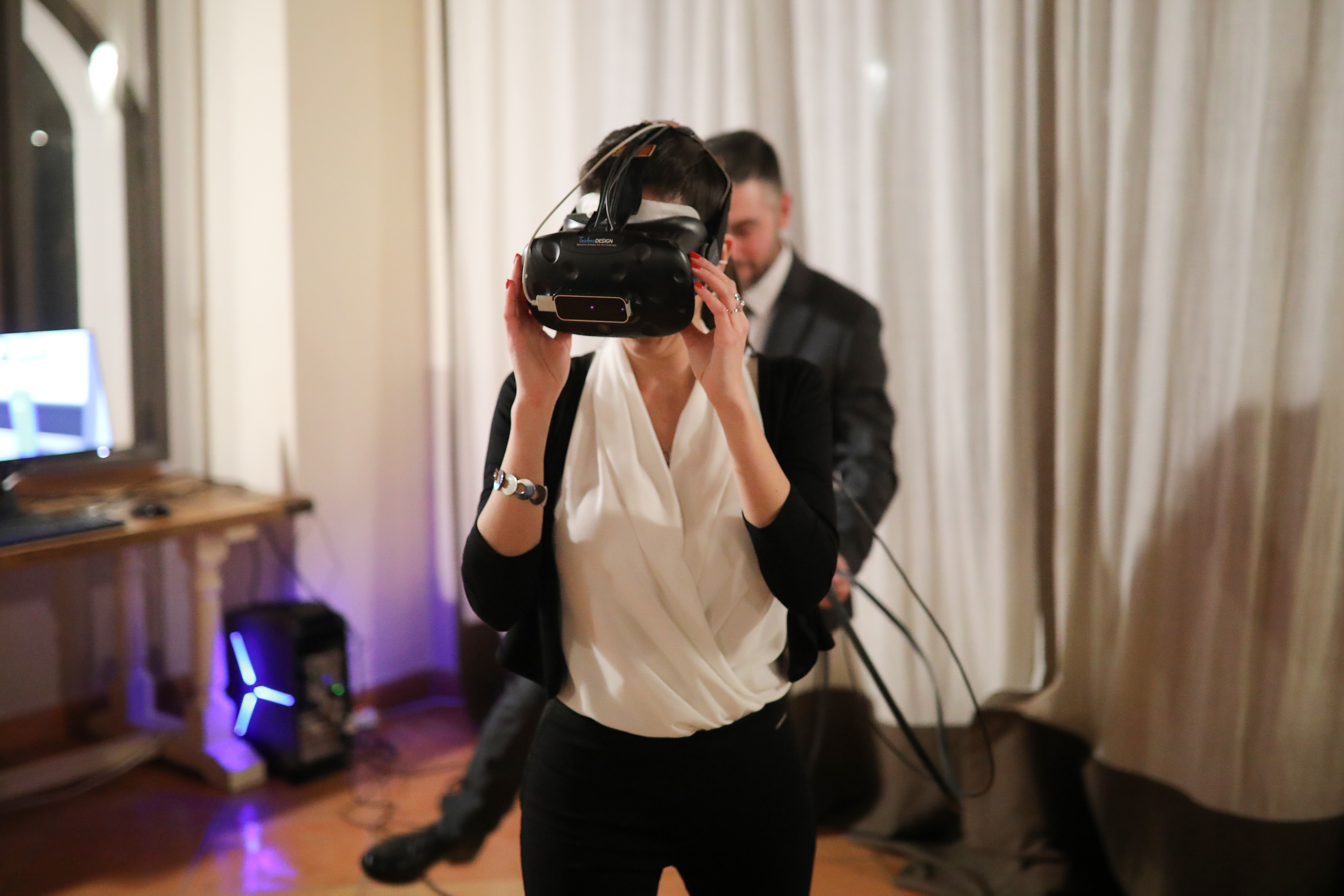 VR Experience Family Party