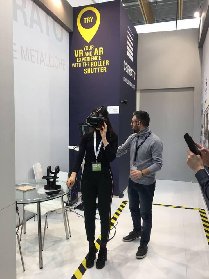 VR Cerrato Fiera R+T