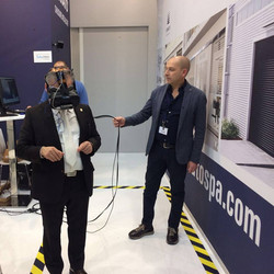 CERRATO Rolling Shutters VR Experience