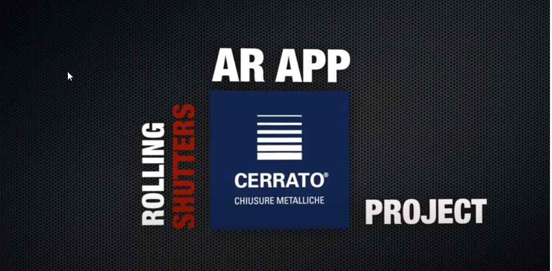 Rolling Shutters AR Project