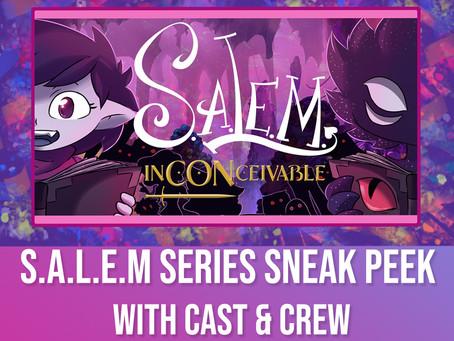 Exclusive S.A.L.E.M sneak peek