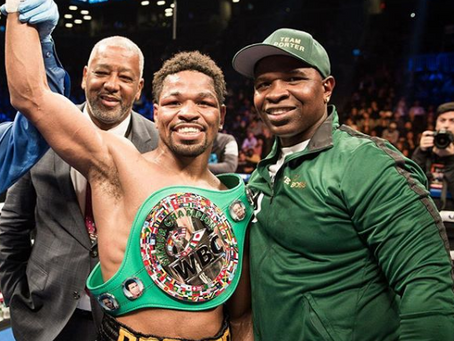 LOYALTY LEADS TO SUCCESS: A conversation with 2 X Welterweight Champ Shawn Porter