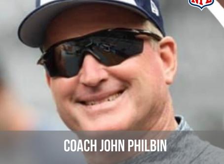 Building toughness, confidence and faith is my job: Coach John Philbin
