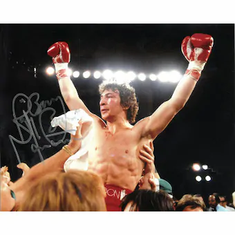 """There's nothing else I ever wanted to be: Ray """"Boom Boom"""" Mancini, former WBA Lightweight champion"""