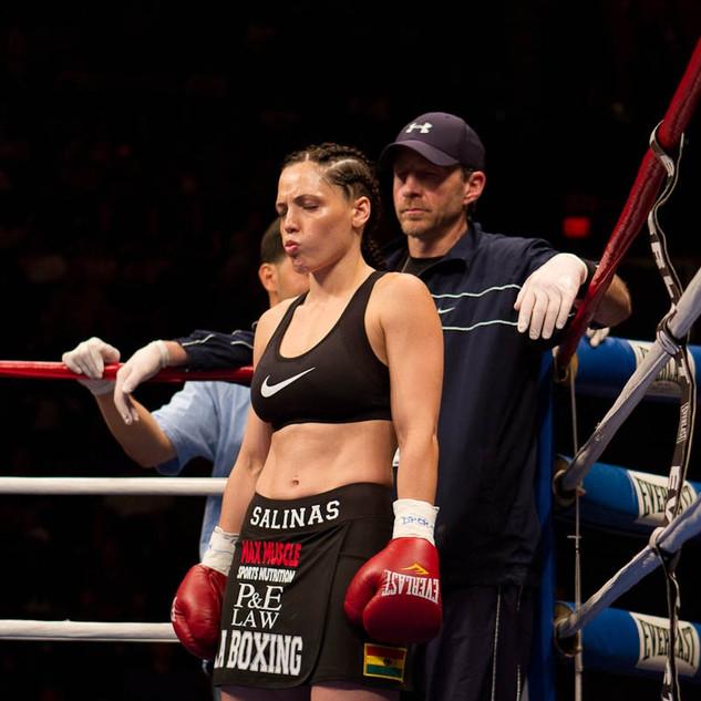 2 X World Champ Jennifer Salinas