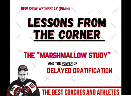 """""""The Marshmallow Study"""" and The Power of Delayed Gratification"""