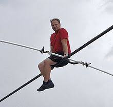 Facing Fear & The Art of Risk: Nik Wallenda, World famous aerialist and tightrope walker