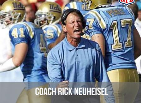 The Jimmies and Joes: Rick Neuheisel speaks