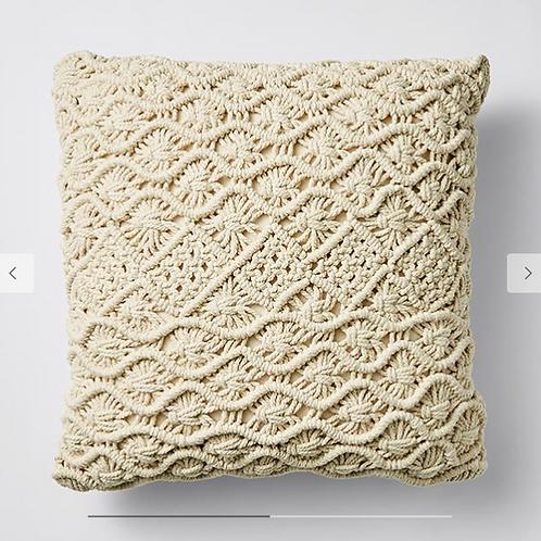 Macrame Cushion 45cm