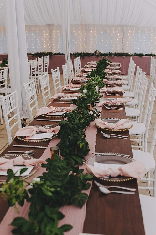 Timber Trestle Tables