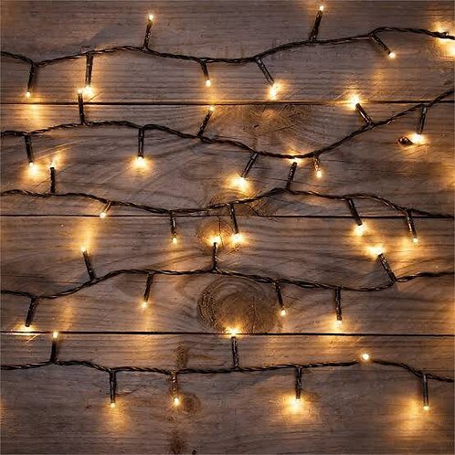 Fairy lights - 50m strings connectable