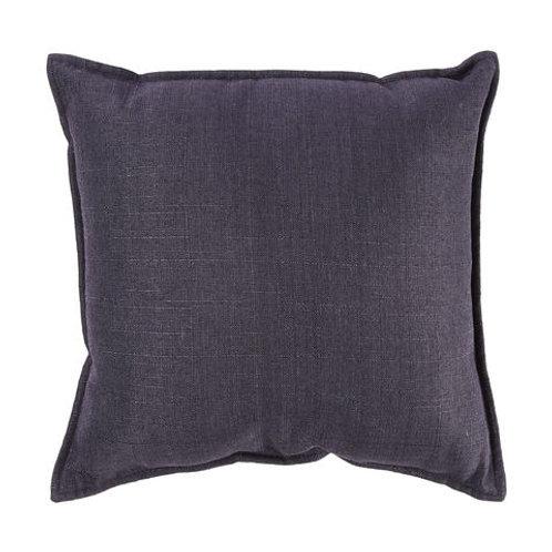 Cushions - navy linen