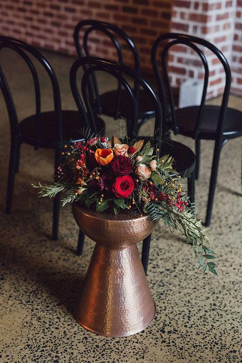 Copper/ Rose Gold Stools